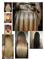 Наращивание волос в Нижнем Тагиле!!!!!!
