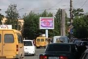 действующий рекламный бизнес,  сеть светодиодных экранов