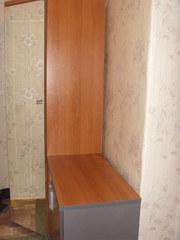 Угловой шкаф + тумба