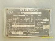 Силовой масляный трансформатор ТМ-400/10.