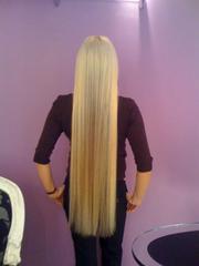 Наращивание волос в Нижнем Тагиле.,  продажа славянских волос дешево.