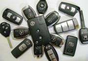 Автоключи с чипом , чипы в автозапуск,  выкидные ключи
