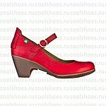 Красивая яркая обувь из Испании