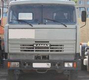 КАМАЗ седельный тягач,  54115-15.