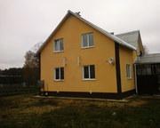 Новый 2-ух этажный жилой уютный дом в Беларуси ждёт Вас.