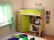 Кровать для ребенка Облачко 6