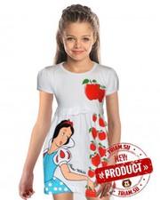 Трикотажные платья оптом от компании Трям