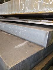 Лист низколегированный сталь 09г2с ,  ГОСТ 5520-79(котельный) УЗК 100%